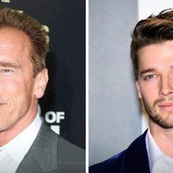 Arnold Schwarzenegger és Patrick Schwarzenegger