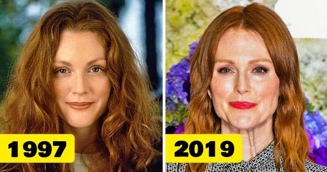 18 híres színésznő, akik már túl vannak az ötvenen, de még sosem plasztikáztatták magukat