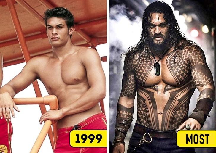 15 híres színész, aki az első filmje óta hihetetlenül megváltozott