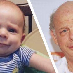 25 kisbaba, aki megszólalásig hasonlít egy hírességre