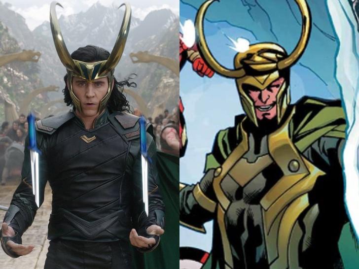 15 kép, ami megmutatja, hogyan néztek ki eredetileg a Marvel karakterek