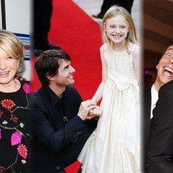 15 ritka fotó hírességek meglepő barátságáról