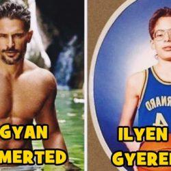 15 híresség, akikre gyerekként rá sem ismernél