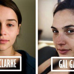 10 híresség, akiket smink nélkül soha nem ismernél fel