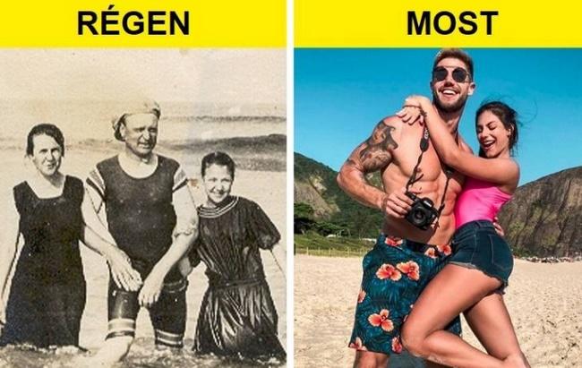15 kép, ami bemutatja, hogyan változtak meg az emberek az elmúlt 100 évben