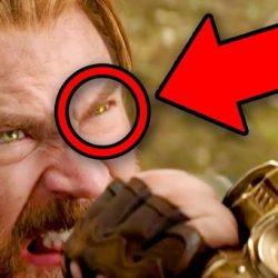 10 durva filmes baki, amit nem vettél észre a Bosszúállók: Végtelen háborúban