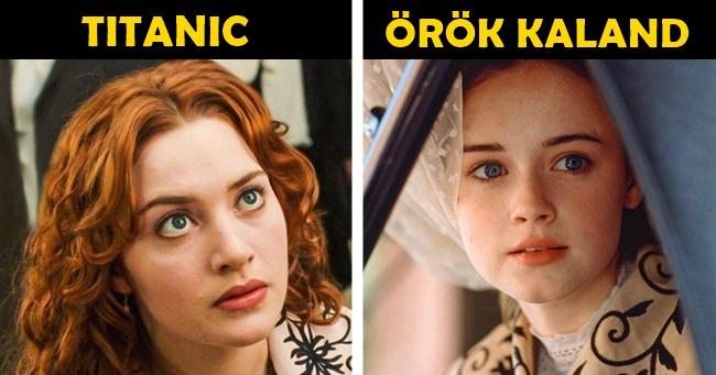 14 alkalom, amikor a filmkészítők ugyanazokat a jelmezeket használták különböző filmekben