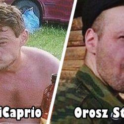 18 világsztár és az ő lecsúszott klónjuk Oroszországból