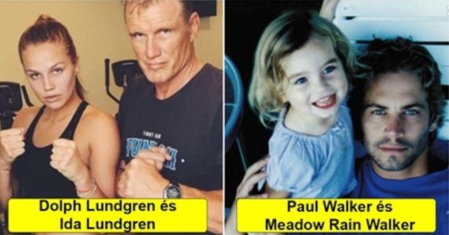 20 híres világsztár gyermeke, akikről nagyon keveset tudunk