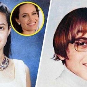 20 híresség, akiket nem tudtunk felismerni az iskolás képeiken