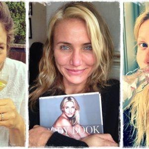 20 női világsztár, akik nem félnek megmutatni a világnak, hogyan festenek smink nélkül