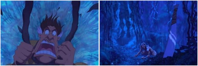 20 pillanat, amikor a Disney egy kissé elvetette a sulykot a rajzfilmjeiben
