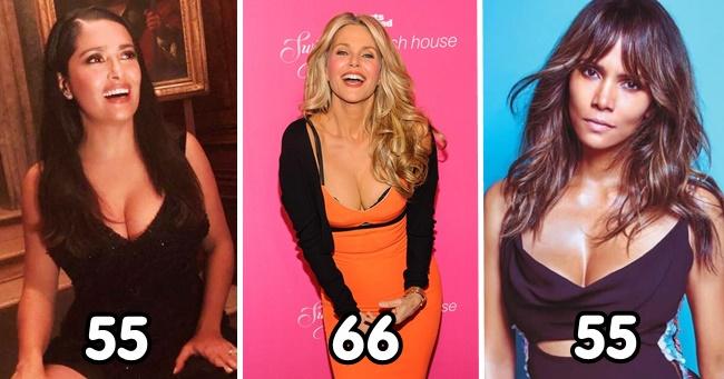10 csodálatos híresség, akik bizonyítják, hogy az életkor csak egy szám