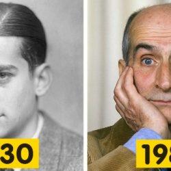 20 ikonikus színész, akiket csak kevesen láthattunk fiatalkorukban