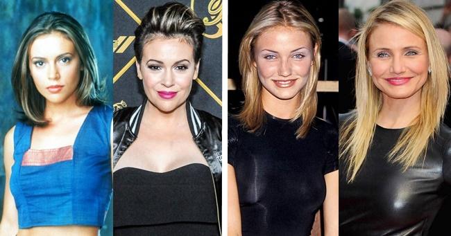 18 felejthetetlen színésznő napjainkban, akikért a '90-es években minden férfi odavolt