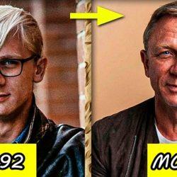 Így változtak a James Bond-sztárok az évtizedek során