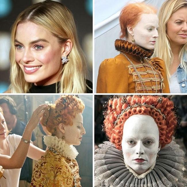 18 kép, ami megmutatja a hollywoodi sminkek varázsát