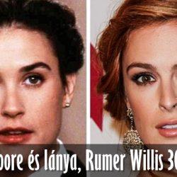 14 döbbenetes kép hírességekről és gyermekeikről ugyanannyi évesen