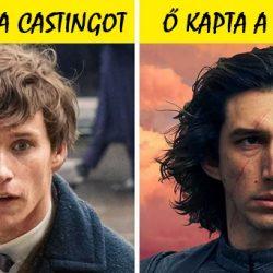 18 színész, akiknek lehetőségük volt híres szerepekre, de végül nem ők lettek a végső választás
