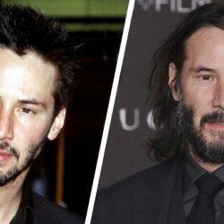 15 alkalom, amikor Keanu Reeves megváltoztatta imidzsét