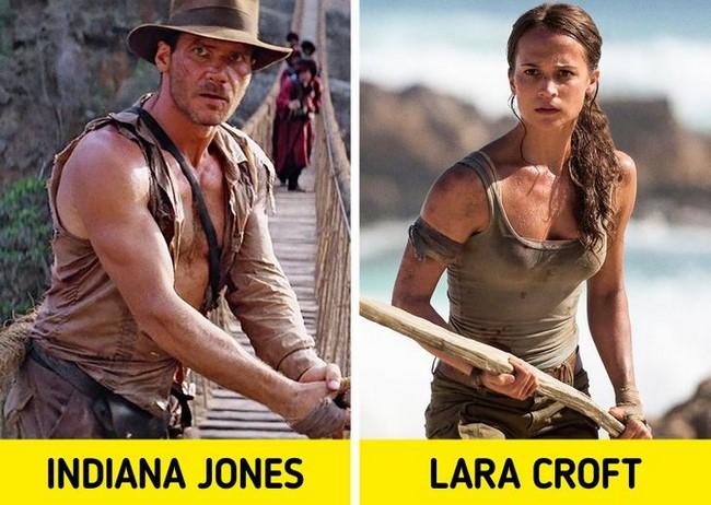 10 karaktertípus, amelyeket nők és férfiak egyaránt eljátszottak